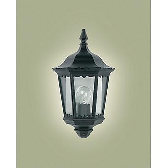 Endon YG-3002 Exterior Passage Lamp In Black