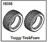 Truggy Tire/Foam