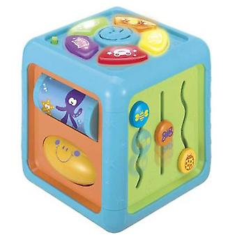 Winfun Children´s Cube With Music And Light