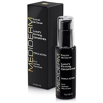 MediDerm lusso cellulare rassodante, Anti invecchiamento caviale & acido ialuronico concentrato / siero