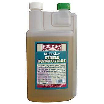 Equimins Microlat Stable Disinfectant 1ltr