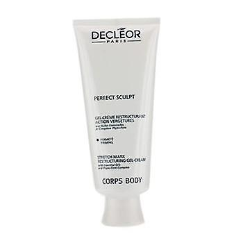 Decleor Perfect Sculpt - Stretch Mark Restructuring Gel Cream (Salon Size) - 200ml/6.7oz