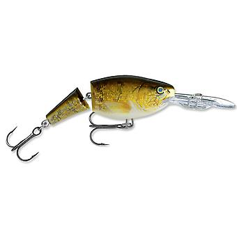 Rapala Jointed Shad Rap 04 pesca con esche artificiali - Walleye