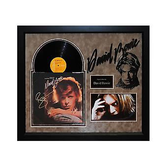 David Bowie - Young Americans - Signed Album