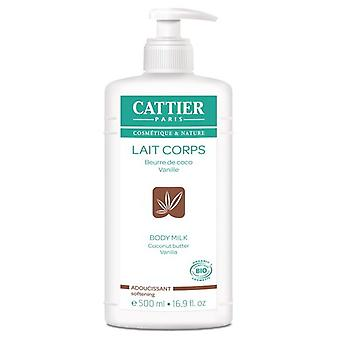 Cattier Soothing Moisture Milk 500ml (Bellezza , Corpo , Idratanti)