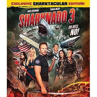 Sharknado 3: Åh helvede nej! [Blu-ray] USA import