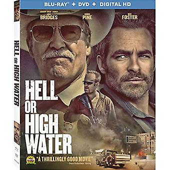 Hell or High Water [Blu-ray] USA import