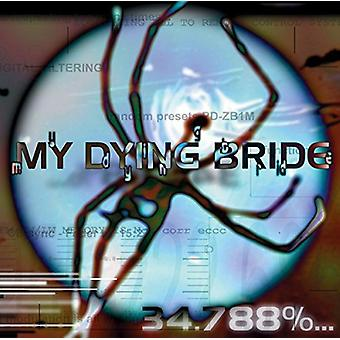 My Dying Bride - 34.788 Complete [Vinyl] USA import