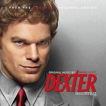 Daniel Licht - Dexter: Importación temporadas 2 & 3 [CD] Estados Unidos