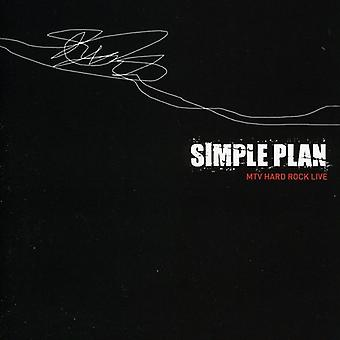 Simple Plan - Live From the Hard Rock [CD] USA import