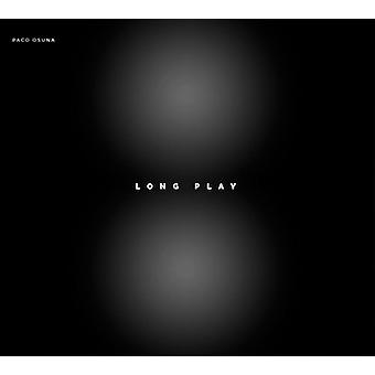 Paco Osuna - Long Play [CD] USA import