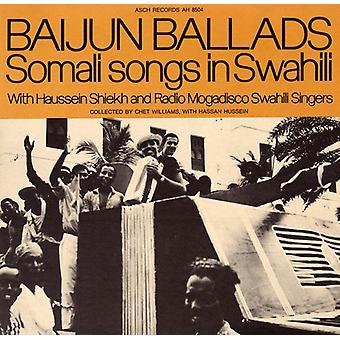 Haussein Shiekh & Radio Mogadisco Swahili Singers - Baijun Ballads: Somali Songs in Swahili [CD] USA import