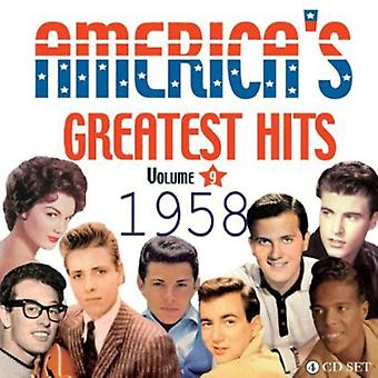 America's Greatest Hits 1958 - America's Greatest Hits 1958 [CD] USA import