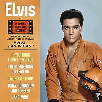 Elvis Presley - import USA Viva Las Vegas [CD]