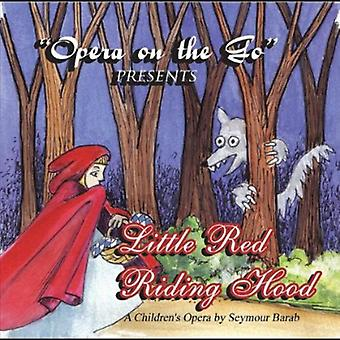 Opera für unterwegs - Little Red Riding Hood [CD] USA import