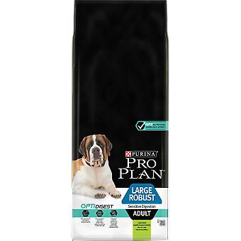 Pro Plan Large Adult Robust Digest Lamb (Dogs , Dog Food , Dry Food)