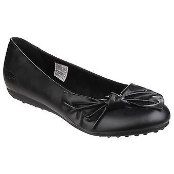Raket hunden Roscoe Slip på Ballerina pumpe sko