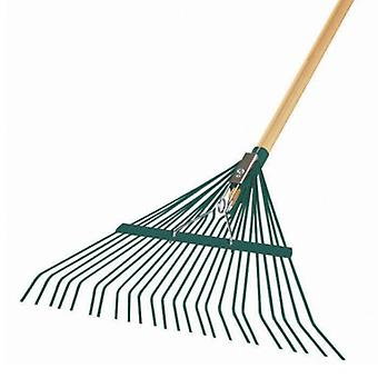 Fiskars Reinforced Steel Teeth broom Plans With Mango 366501