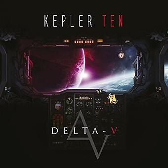 Kepler Ten - Delta-V [CD] USA import