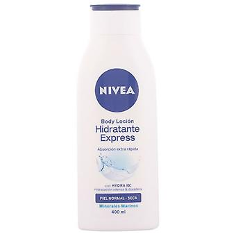 Nivea Moisturizing Body Express