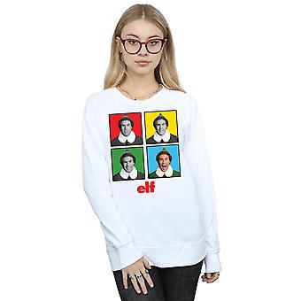Elf Women's Four Faces Sweatshirt