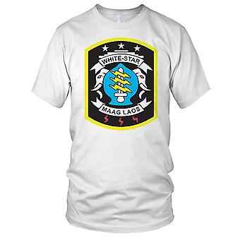 OP weiße Sterne MAAG Laos - Vietnam-Krieg Special Forces CIA - CleanEffect Kinder T Shirt