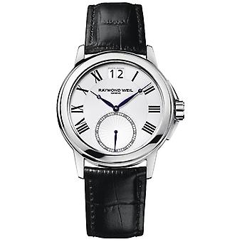 Raymond Weil Tradition store dato Herre ur 9578-STC-00300