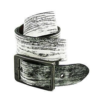 Lowlife Ash Leather Belt