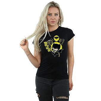 DC Comics Women's Chibi Batman Swinging T-Shirt
