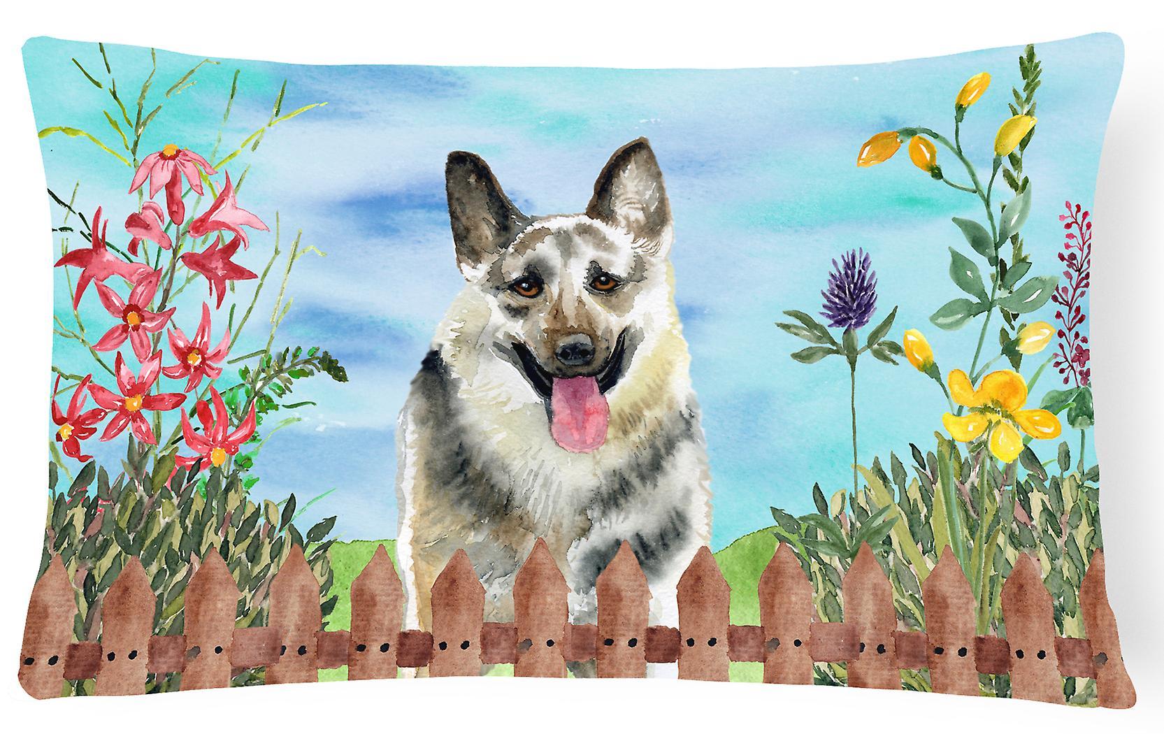 Shepherd Pillow Spring Canvas Fabric european Decorative East nkN8PXw0O