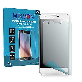 Swees X554 Screen Protector - Mikvon Armor Screen Protector (Retail Package with accessories)