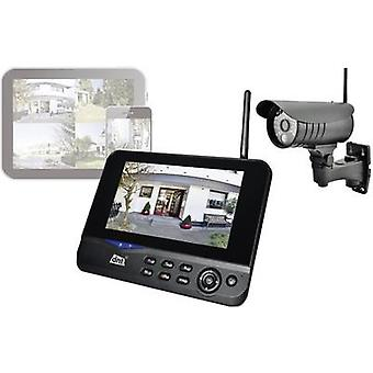 4-channel incl. 1 camera dnt 52207 QuattSecure IP