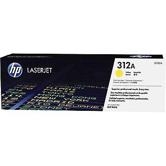 HP Toner cartridge 312A CF382A Original Yellow 2700 pages