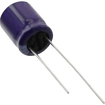 Electrolytic capacitor Radial lead 5 mm 330 µF 50
