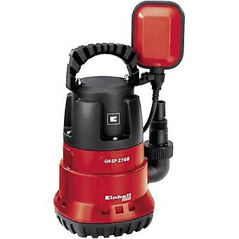 Bomba sumergible agua limpia Einhell 4170442 6800 l/h