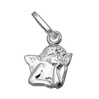 Small angel silver 925 pendant