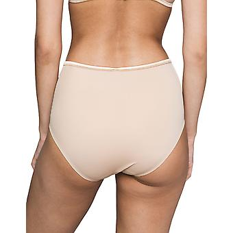 Maison Lejaby 5564M-145 Women's New Nuage Pur Nude Knickers Panty Full Brief