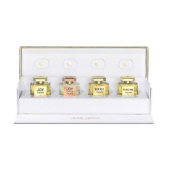 Jean Patou Deluxe Miniature Collection 4 Piece Gift Set