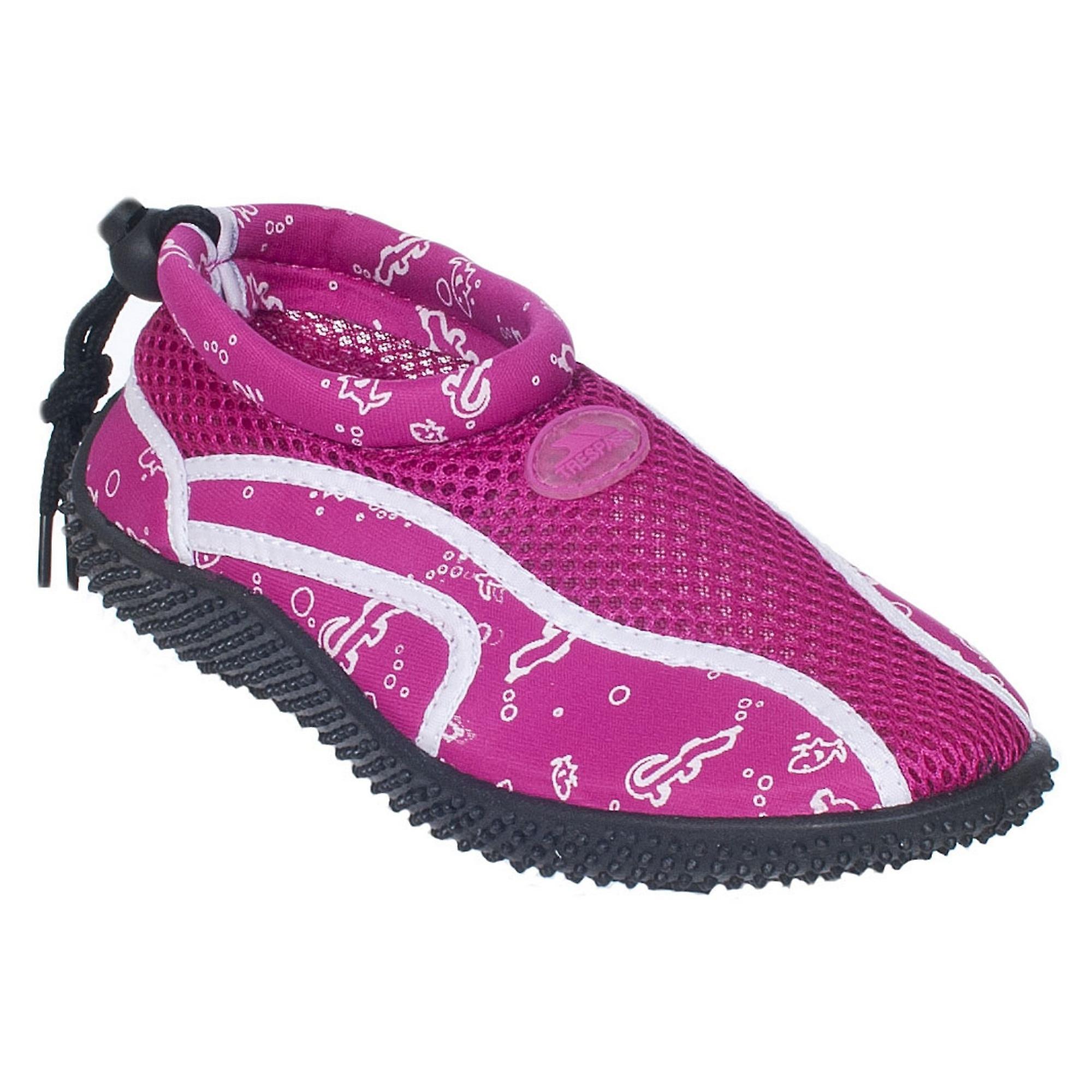 Trespass Childrens Childrens Childrens Girls Squidette Aqua Shoes f9b15a