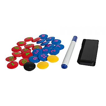 DERBY STAR accessory kit for tactic Board