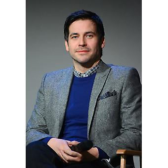 Rob James-Collier à apparence en magasin pour rencontrer le Cast Downton Abbey l'Apple Store Soho New York Ny 10 décembre 2014 Photo par Derek StormEverett Collection célébrité