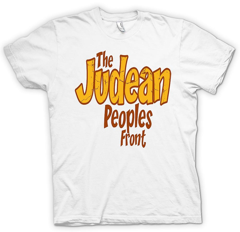 Mens T-shirt - The Judean Peoples Front - Funny Quote