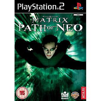 Matrix sökvägen till Neo (PS2)