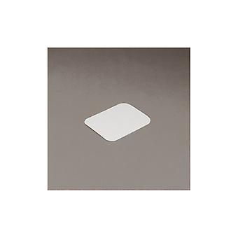 Aluminum form lid 141x116mm 1000/FP