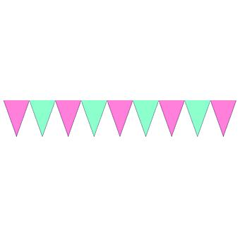 Party Wimpel chain Garland 1 piece children birthday theme party