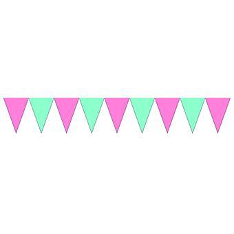 Party Wimpelkette Girlande 1 Stück Kindergeburtstag Mottoparty