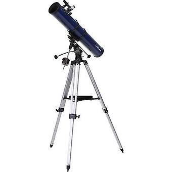 Danubia SATURN 50 Reflecting telescope Equatorial Newton, Magnification 45 up to 450 x