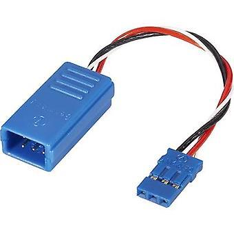 Servo Deluxe Y cable [2x JR plug - 1x JR socket] 100 mm