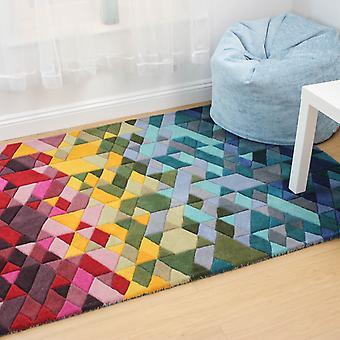 Kingston Multi-Coloured Rugs