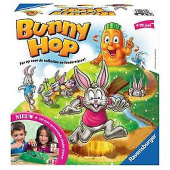 Ravensburger Bunny Hop memory and reac
